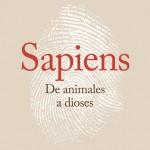 Foto portada libro Sapiens