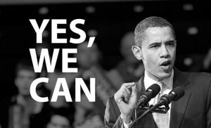 YesWeCanBarackObamaSlogan